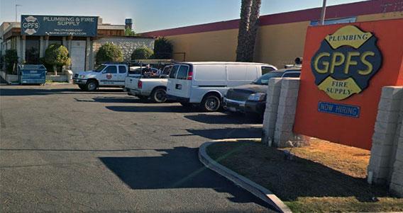 Glendale plumbing & fire supply Orange County ca
